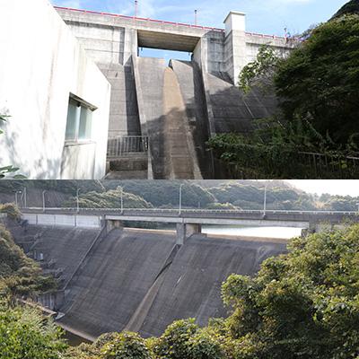 勝本ダム・男女岳ダム
